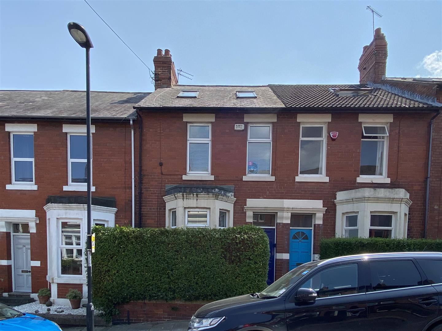 Springbank Road Newcastle Upon Tyne, 5 Bedrooms  House - terraced ,Sold (STC)